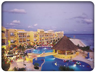 Hotel Gran Porto Real All Inclusive On The Beach In Playa Del Carmen