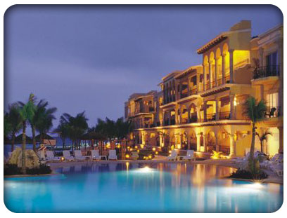 gran porto real in the heart of playa del carmen